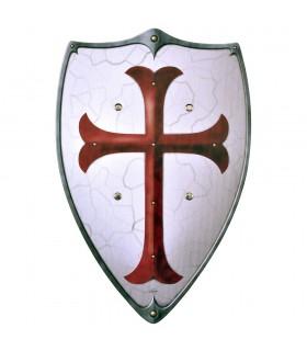 Escudo Templario de madera, niños