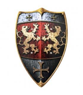 Escudo Caballero de Lowenfels, niños