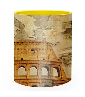 Taza de Cerámica Coliseo Romano