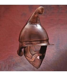 Casco Hoplita Ateniense acabado bronce