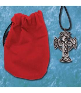 Colgante Cruz Celta Alta Edad Media