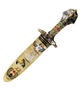 Daga Egipcia de Tutankamon, 30 cms.
