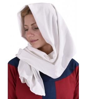 Pañuelo  Medieval o Velo Medieval para mujer
