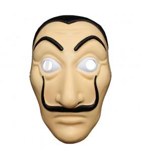 Máscara Salvador Dalí, La Casa de Papel