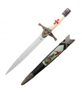 Daga Templarios de Toledo