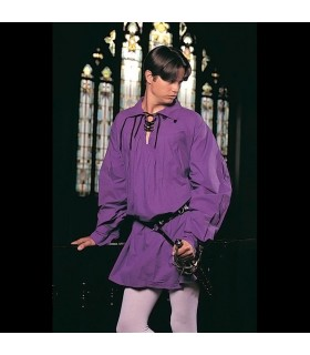 Camisa de Espadachín Renacentista