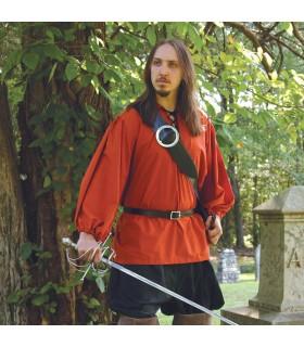 Camisa del Renacimiento Tardío