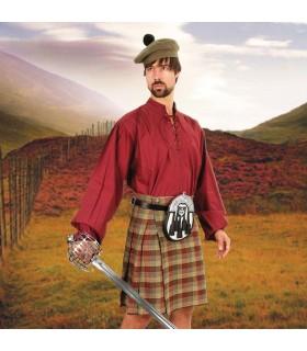 Kilt Escocés en lana acrílica