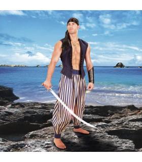Pantalón ancho Pirata Madagascar