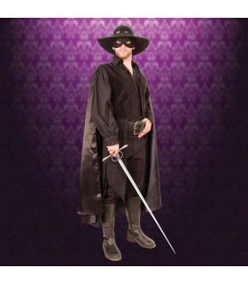 Capa negra de Don Juan