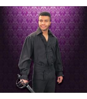 Camisa negra de Don Juan
