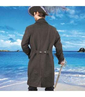 Abrigo pirata Barbanegra