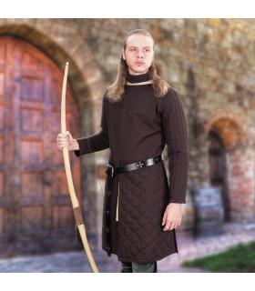 Gambesón medieval Inglés