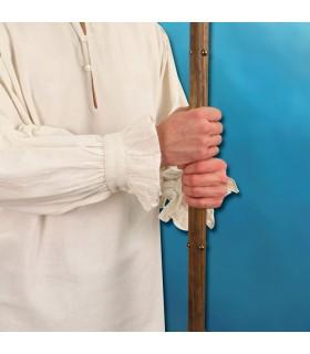Camisa de Señor Feudal cosida a mano