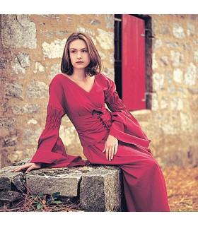 Vestido medieval de Campesina