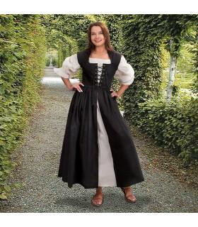 Falda de Doncella con corpiño