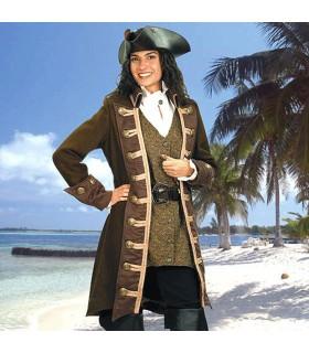 Abrigo pirata Mary Read