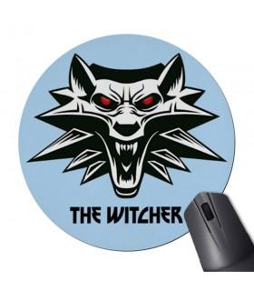 Alfombrilla Ratón Redonda The Witcher