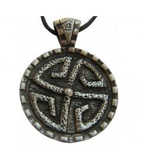 Colgante escudo Piedra Celta