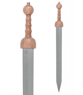 Espada Romana Gladius Pompeya con vaina, siglo III a.C.