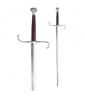 Espada Medieval Alemana Larga. Funcional.