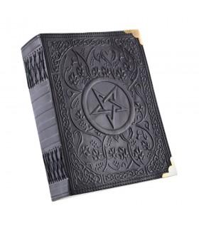 Diario medieval con Pentagrama