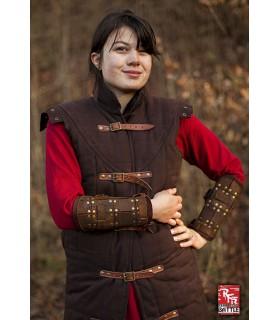Brazaletes de Combatiente medieval