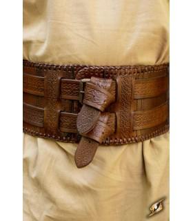Cinturón Bárbaros doble cierre