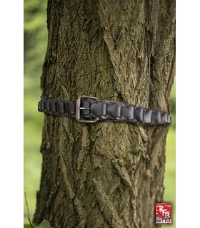 Cinturón medieval simple, 125 cm.