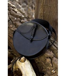 Bolso Medieval Redondo negro