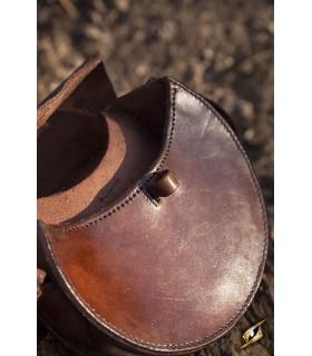 Bolso Medieval Redondo marrón