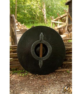 Escudo Vikingo Drang LARP, 50 cm.