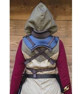 Armadura medieval de pícara, talla M/L