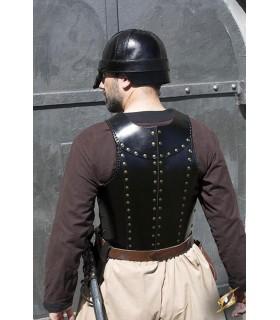 Armadura medieval de soldado