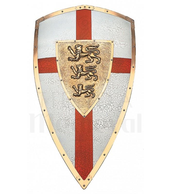 Escudo de Ricardo Corazón de León