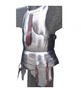 Peto y espaldar armadura milanesa