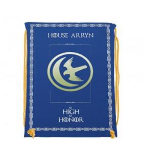Mochila de cuerdas House Arryn de Juego de Tronos (34x42 cms.)