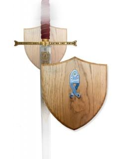 Expositor de Espadas para colgar en pared