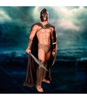 Grebas de Espartano, acabado bronce