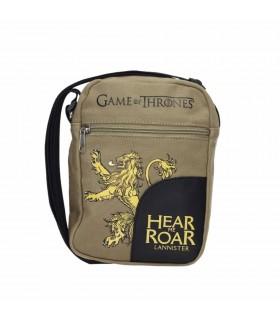Bolsa pequeña de tela  canvas Lannister de Game of Thrones - Juego de Tronos