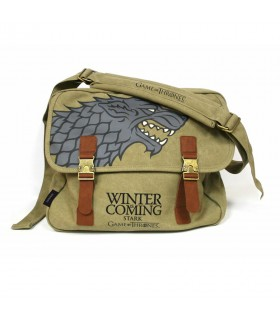 Bolsa de tela  canvas Stark de Game of Thrones - Juego de Tronos