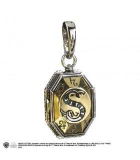 Colgante Slytherin Locket, Lumos, Harry Potter