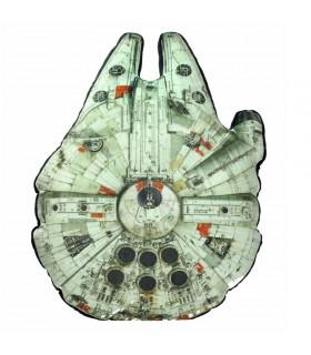 Cojín El Halcón Milenario de Star Wars
