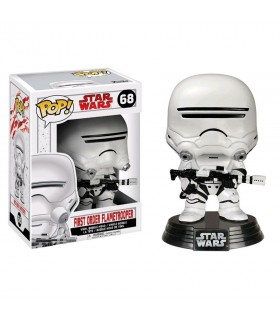 Funko POP! First Order Flametrooper Episodio VIII The Last Jedi - Star Wars