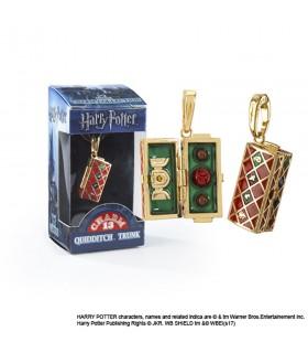 Colgante Quidditch Trunk, Lumos, Harry Potter