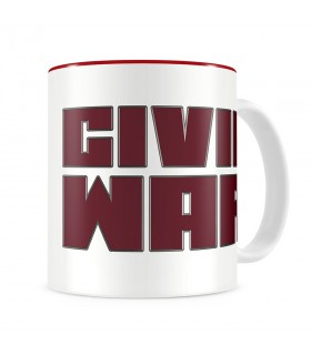 Taza Capitán América Civil War, Marvel Comics