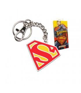 Llavero escudo Superman en color