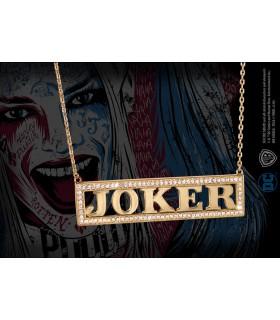 Colgante Joker de Escuadrón Suicida, DC Comics
