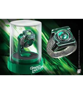 Anillo de Linterna Verde con soporte, DC Comics