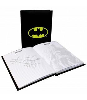 Libreta con luz Batman, DC Comics